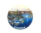 3D magnet Stockholm