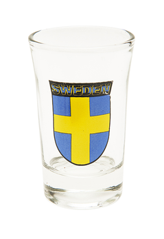 Shotsglas Sweden