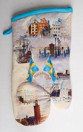 Grytvante Stockholm Collage