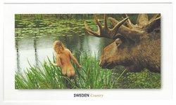 Vykort Sverige