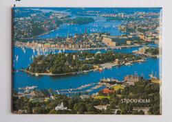 Magnet Stockholm, Flygfoto 2