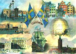 Bordstablett Stockholm 3D