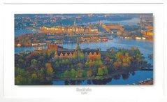 Vykort Stockholm