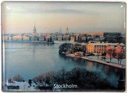 Epoxymagnet, Skeppsholmen vinter