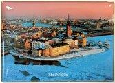 Epoxymagnet, Riddarholmen vinter
