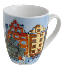 Keramikmugg Stortorget