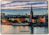 Epoxymagnet, Stockholm Riddarholmen 5