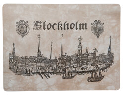 Bordstablett Stockholm 1600