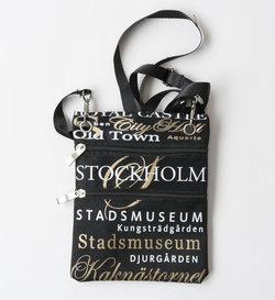 Passväska Stockholm