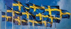 Bokmärke Flaggor
