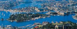 Bokmärke Stockholm