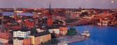 Bokmärke Stockholm, Riddarholmen