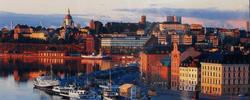 Bokmärke Stockholm, Skeppsbron