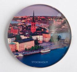 Glasmagnet, Stockholm Riddarholmen