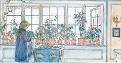 Bokmärke Carl Larsson